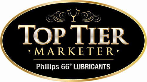 Hutchens Petroleum – Awarded TOP TIER Marketer by Phillips 66